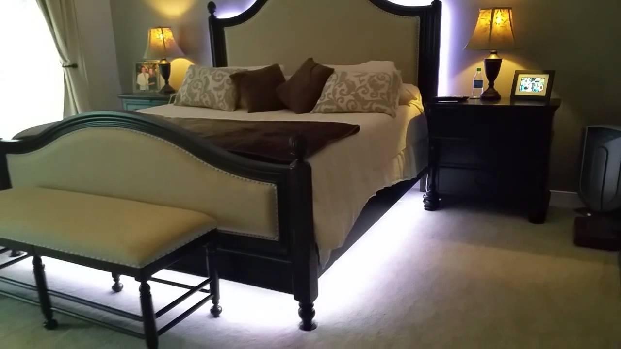 Led 5050 Strip Under Bed
