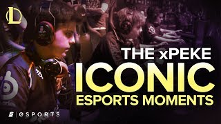 "ICONIC Esports Moments: ""The xPeke"", Fnatic vs. SK Gaming - IEM Katowice 2013 (LoL)"