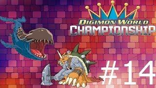 Digimon World Championship - Episode 14 - Cheshcrew Vs Bozilla