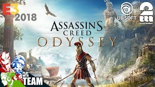 #6【E3/2018】弟者,兄者,おついちの「Assassin's Creed Odyssey」【2BRO.】