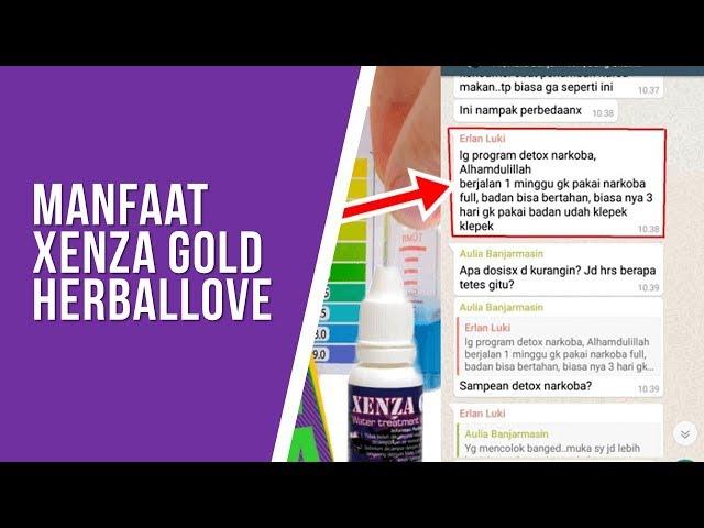 MANFAAT XENZA GOLD Produk Herballove Untuk Kesehatan 
