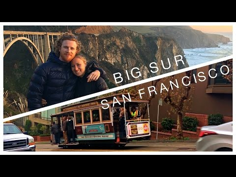ON THE ROAD AGAIN | BIG SUR & SF