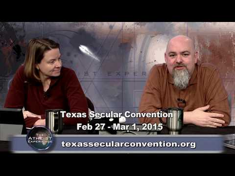 Atheist Experience #906 with Matt Dillahunty and Jen Peeples
