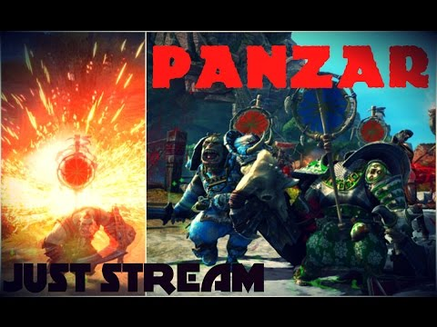 видео: panzar, стрим v.41 сразу после патча