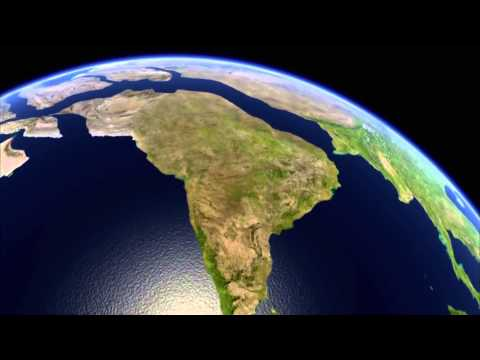 Formation of Himalayas HD