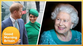 Is the Monarchy in Crisis Because of Prince Harry \u0026 Meghan Markle's Interview | Good Morning Britain