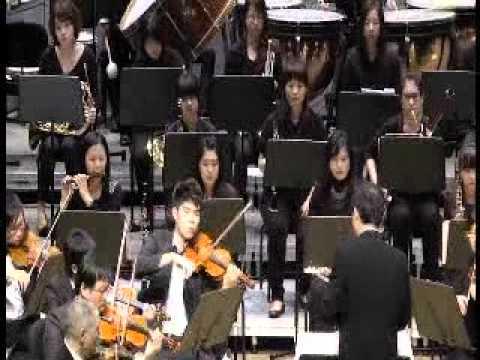 Rossini Barber of Seville Overture 羅西尼 塞爾維亞理髮師序曲 台中聯合交響樂團