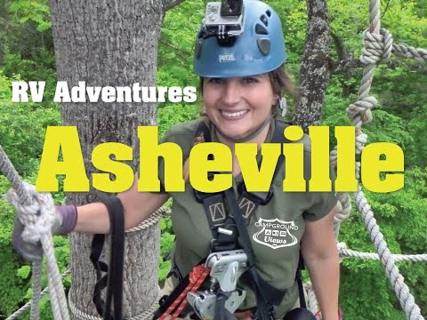 RV Adventure Asheville North Carolina