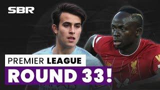 Premier League Week 33: Football Match Tips, Odds & Predictions