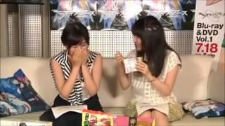 日高里菜の指をしゃぶってしまう【茅野愛衣】 日高里菜 検索動画 43