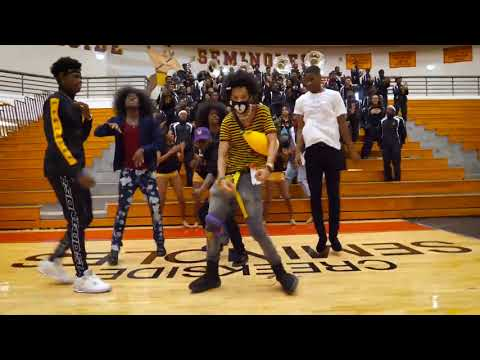 Mr Hotspot- My Friends || Hiii Key | Ayo & Teo