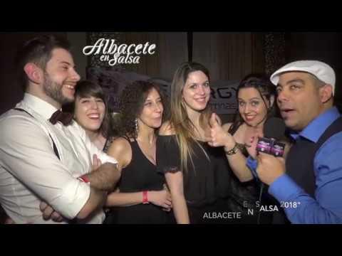 Reportaje desde el baile social sábado del IX
