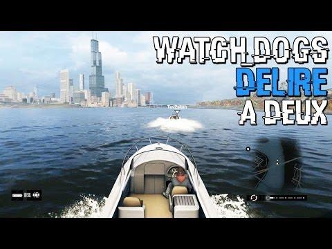 Watch Dogs - Délire à 2 en Multi