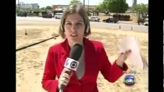 Vaza video do Jornal Hoje as Noticias que a globo proibiu