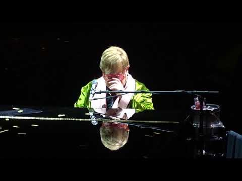 Elton John - Goodbye Yellow Brick Road - TD Garden, Boston, MA 10-06-2018 Mp3