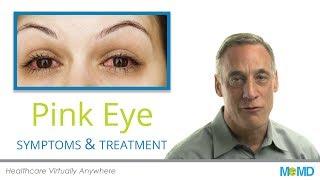 Pink Eye | Symptoms & Treatment