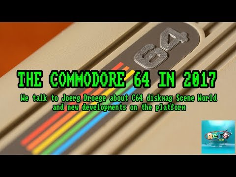 The Commodore 64 Scene in 2017 - The Retro Hour EP82