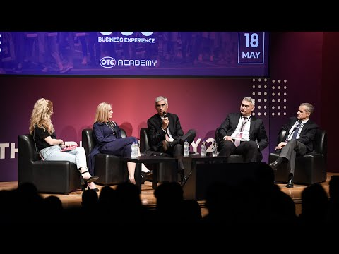 The C-Level Panel powered by ACEO (ΕΑΣΕ) | ThinkBiz Academy 2019
