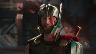 Thor Ragnarok |  Hulk vs Thor Clip | Marvel Arabia