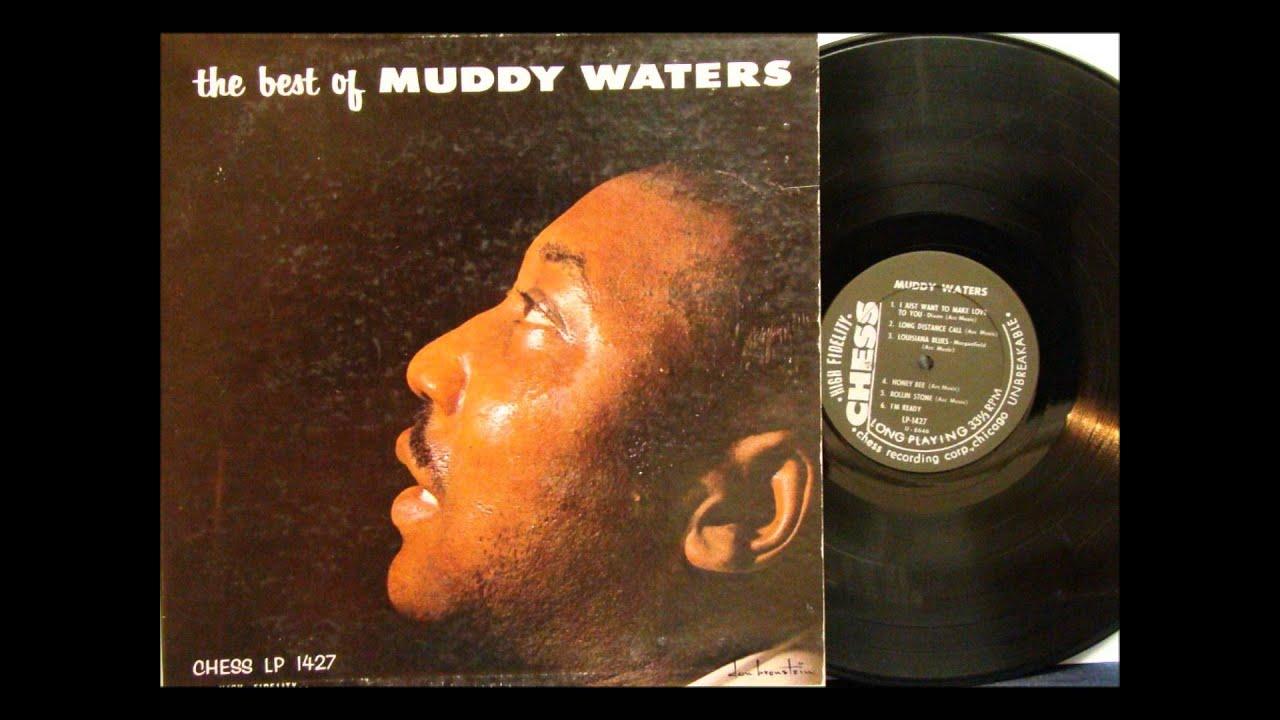 Im Ready Muddy Waters 1958 Vinyl Lp Youtube