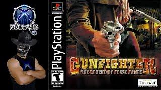 Gunfighter - The Legend of Jesse James (PS1) 100% Legendado em PT BR - HD 1080p 60fps