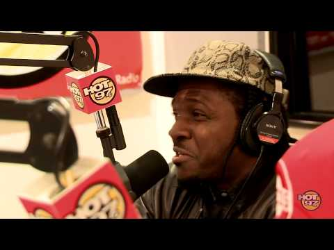 Pusha T Freestyles On Hot 97 With Funkmaster Flex! (Part 2)