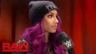 Sasha Banks won't turn her back on Paige, Mandy Rose or Sonya Deville: Exclusive, Nov,. 27, 2017