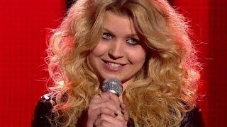 """The Voice of Poland IV - Klaudia Trzepizur - """"It's a Heartache"""" - Przesłuchania w ciemno"""