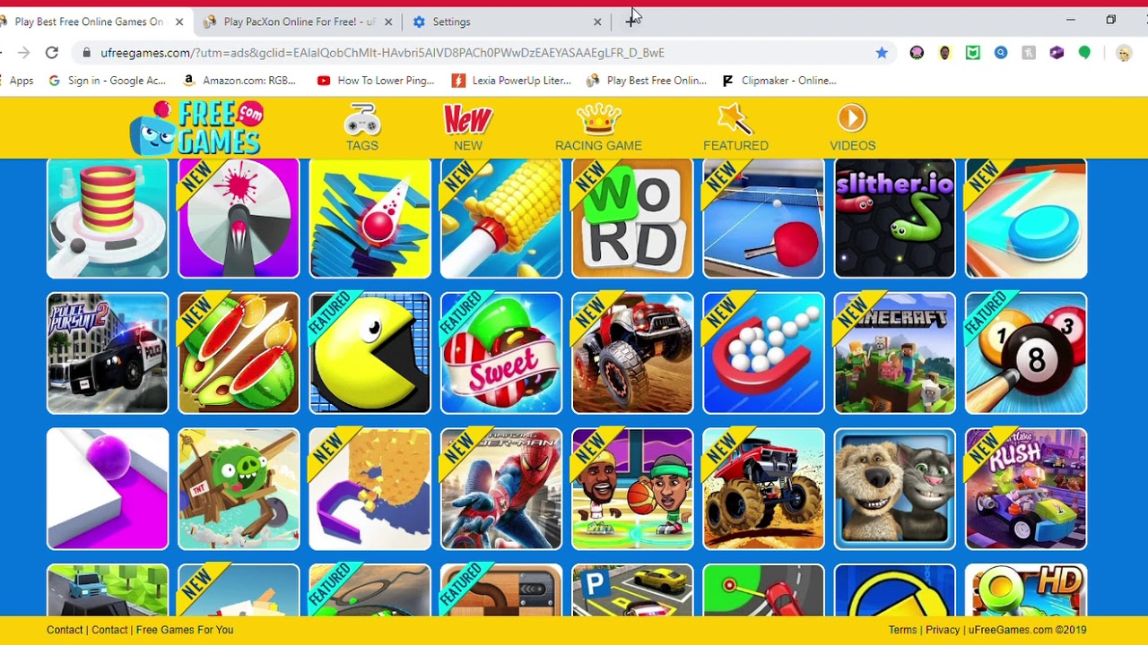 Play Plants vs Zombies Online For Free!   uFreeGames Com   Google Chrome 2019 09 22 19 23 11