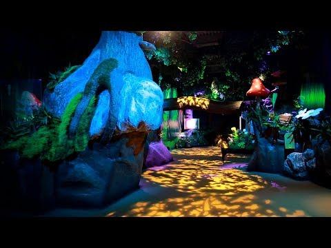 Schtroumpf Expérience : l'exposition immersive s'installe à Paris !