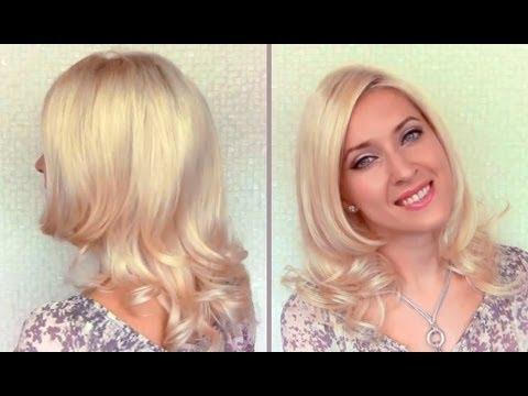 Frozen's elsa braid hair tutorial ❤ hairstyle for medium/long.