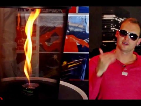 Fire Tornado In Slow Motion Explained Slow Mo Lab YouTube - This slow motion fire tornado is the coolest thing youll see all day