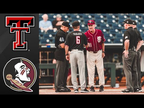 FSU Baseball 2019 College World Series Preview: vs. Texas Tech
