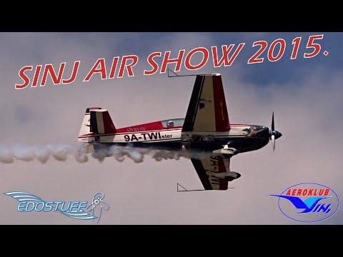 Sinj Air Show 2015