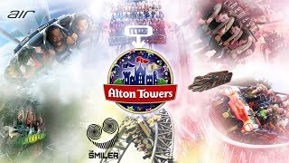 List Of Alton Towers Rides