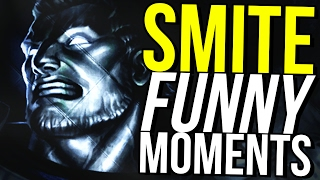 HERCULES IS IMMORTAL! (Smite Funny Moments)