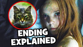 Pet Sematary ENDING & CHANGES Explained + Stephen King Easter Eggs