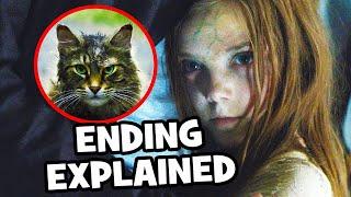 Pet Sematary ENDING \u0026 CHANGES Explained + Stephen King Easter Eggs