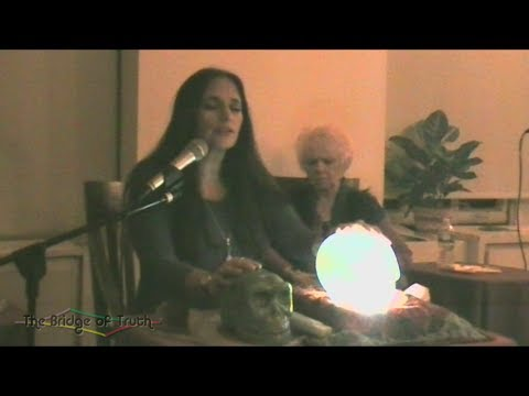 Jodi Serota - Crystal Skull Channeling and Sound Healing Ceremony