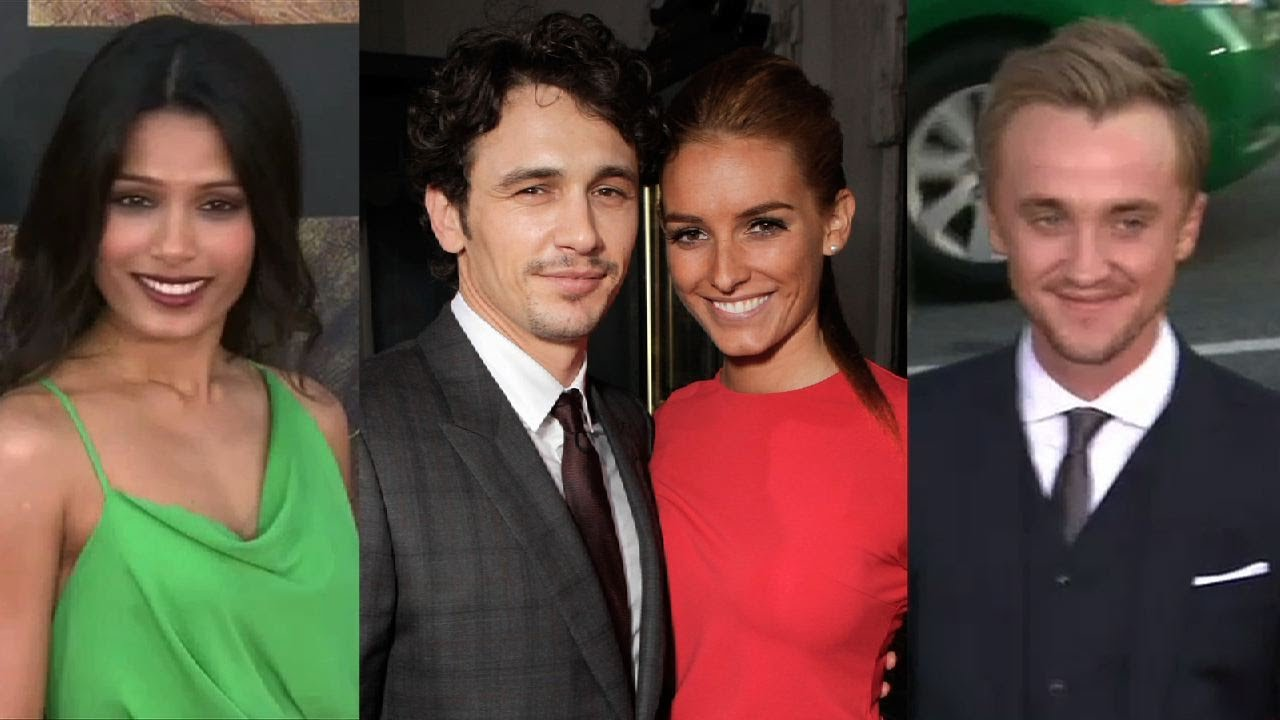 James Franco Girlfriend History Minimalist james franco steps out with a new girl at rise of the planet of