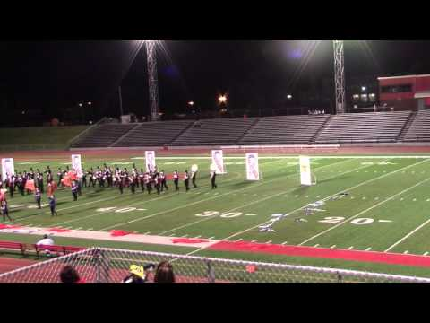 Rockridge Rockets at the Showcase of Bands 2015 part 1