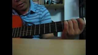Trong cuộc tình ân hận - Trúc Hồ - Guitar Cover - KR