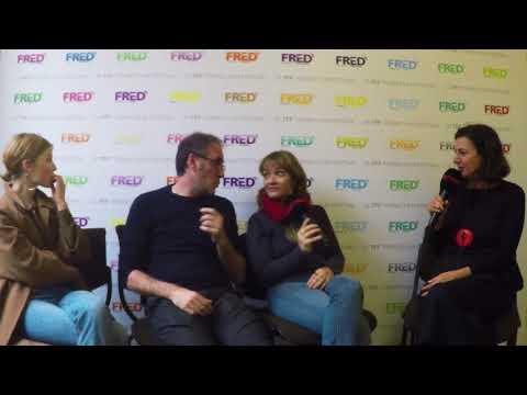 Valerio Mastandrea, Clémence Poésy, Paola Randi  Video  TITO E GLI ALIENI  35 TFF