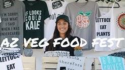 AZ VEG FOOD FESTIVAL // [Scottsdale, AZ]