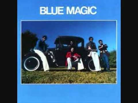 STOP TO START    BLUE MAGIC