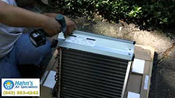 "How to Flip a Carrier Bryant ""A"" Frame HVAC Coil.mp4"