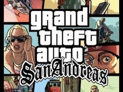 تحميل لعبة Gta San Andreas للكمبيوتر كاملة   برابط واحد