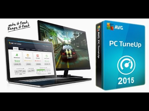 AVG Pc Tuneup Utilities 2015 Product License Key