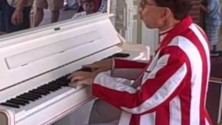 Disney Jim The Best Rag Time Piano player The Entertainer Scott Joplin Ragtime