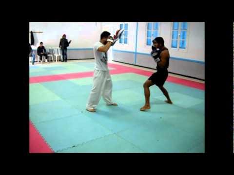 kick boxing enfidha